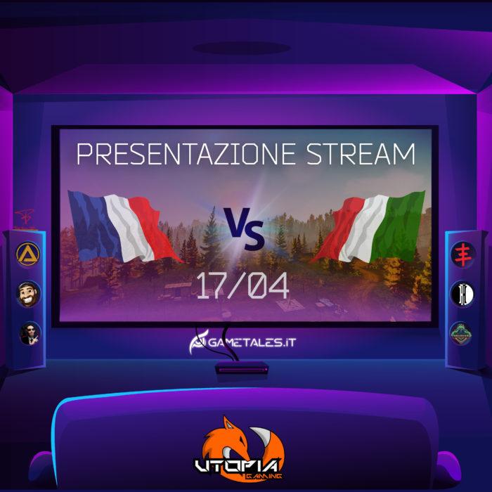 Presentazione stream